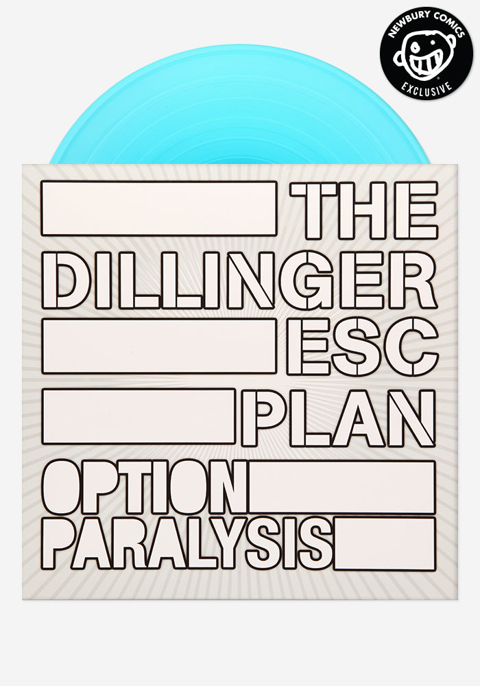 THE DILLINGER ESCAPE PLAN Option Paralysis Exclusive LP