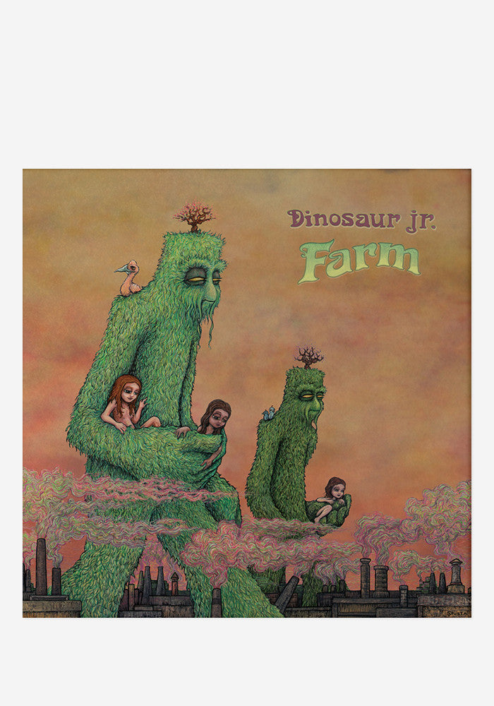 DINOSAUR JR. Farm 2 LP