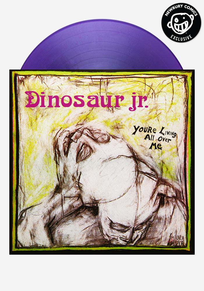 DINOSAUR JR. You're Living All Over Me Exclusive LP