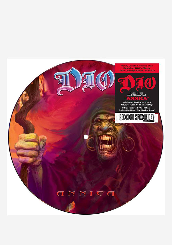 "DIO Annica 12"" Single (Picture Disc)"