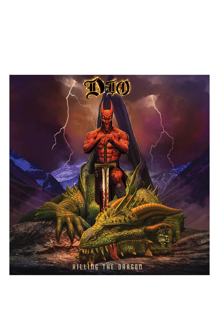 DIO Killing The Dragon 2CD