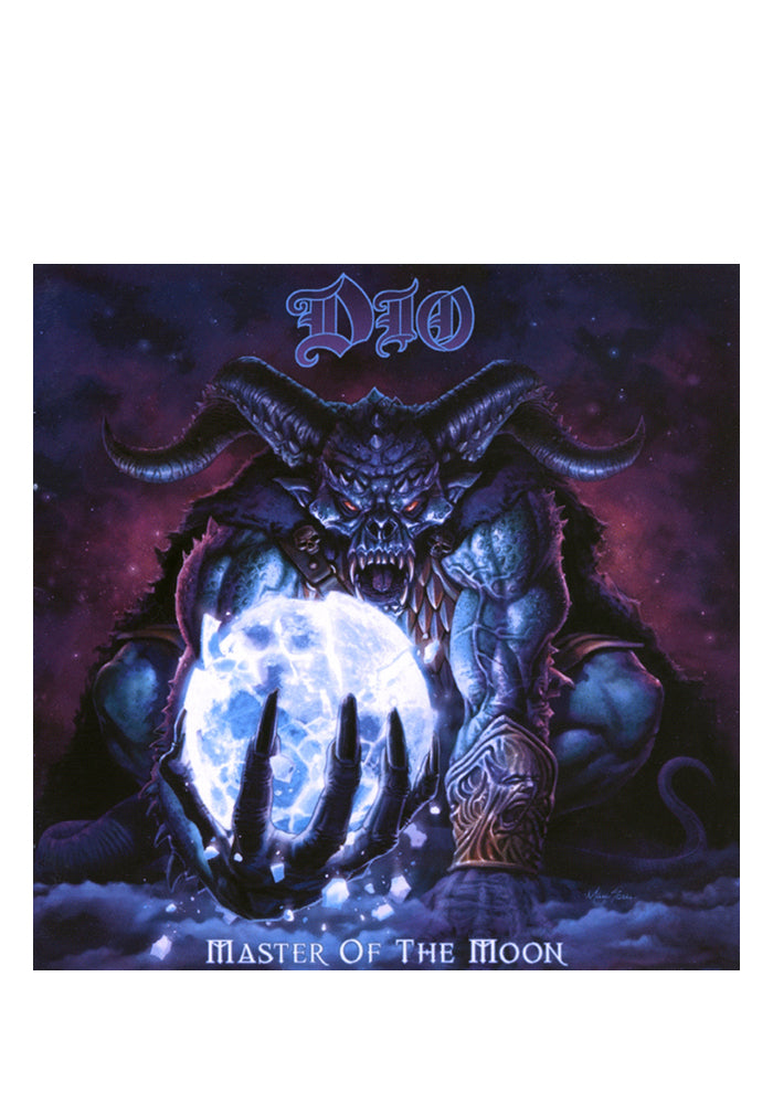 DIO Master Of The Moon 2CD