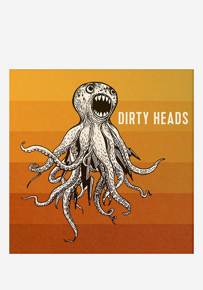 DIRTY HEADS Dirty Heads With Autographed CD Booklet