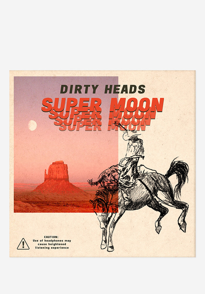 DIRTY HEADS Super Moon CD (Autographed)