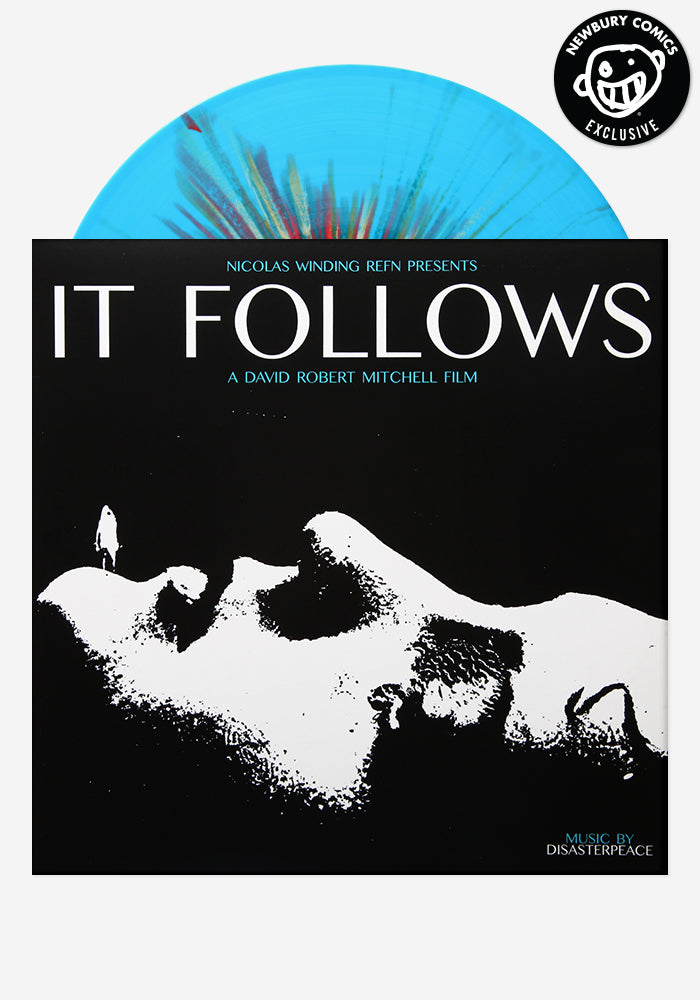 DISASTERPEACE Soundtrack - It Follows Exclusive LP