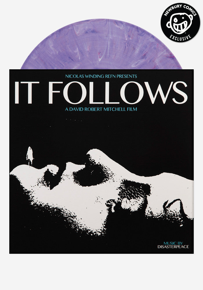DISASTERPEACE Soundtrack-It Follows Exclusive LP