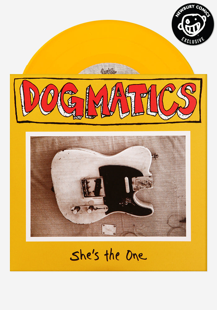 THE DOGMATICS She's The One Exclusive 7""