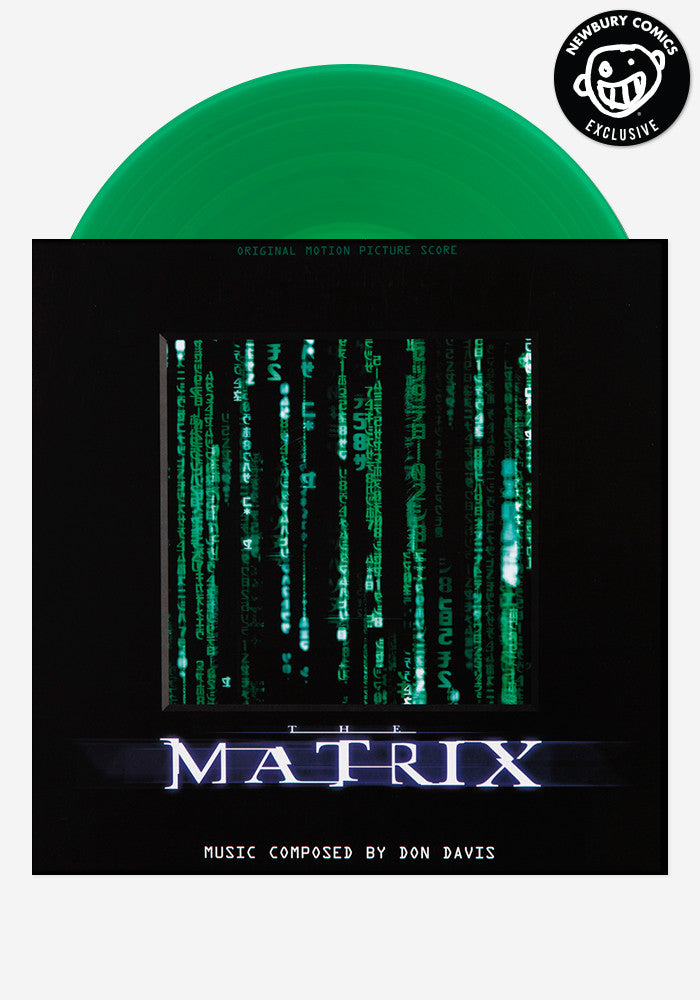 DON DAVIS Soundtrack - The Matrix Exclusive LP