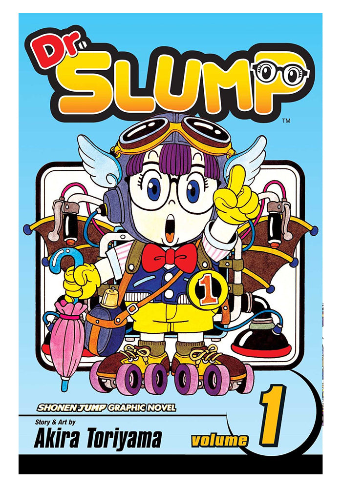 VIZ MEDIA Dr. Slump Vol. 1 Manga