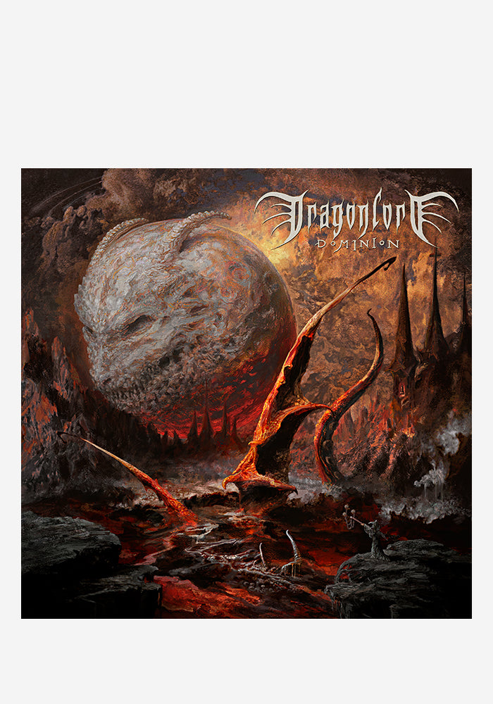 DRAGONLORD Dominion CD With Autographed Booklet