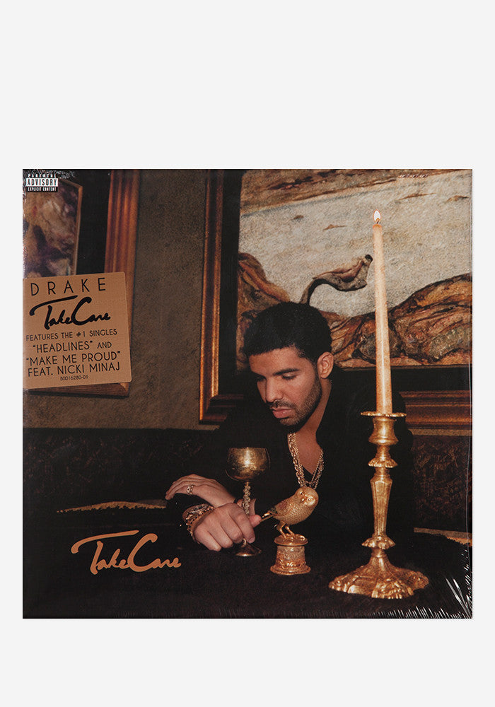 DRAKE Take Care 2 LP