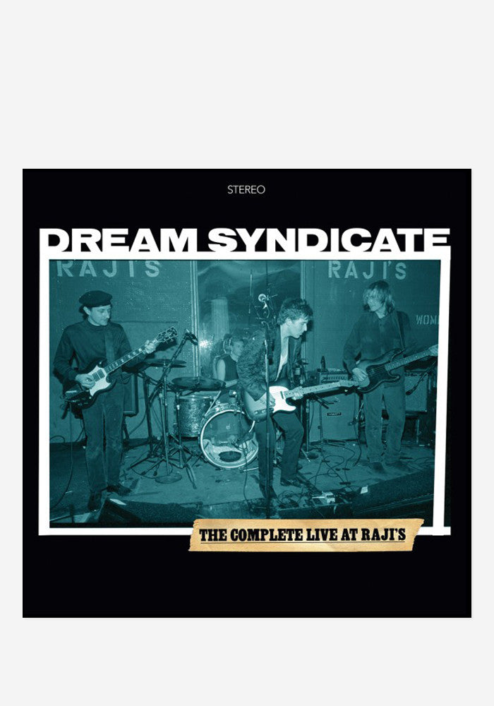 DREAM SYNDICATE The Complete Live At Raji's 2 LP (Color)