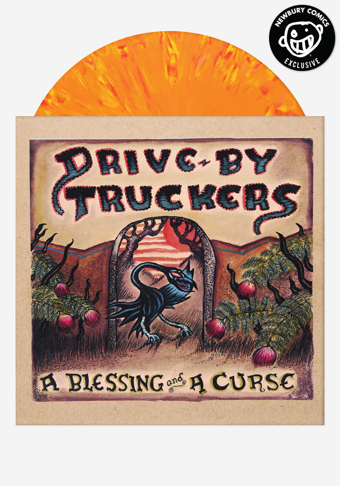 DRIVE-BY TRUCKERS A Blessing And A Curse Exclusive LP