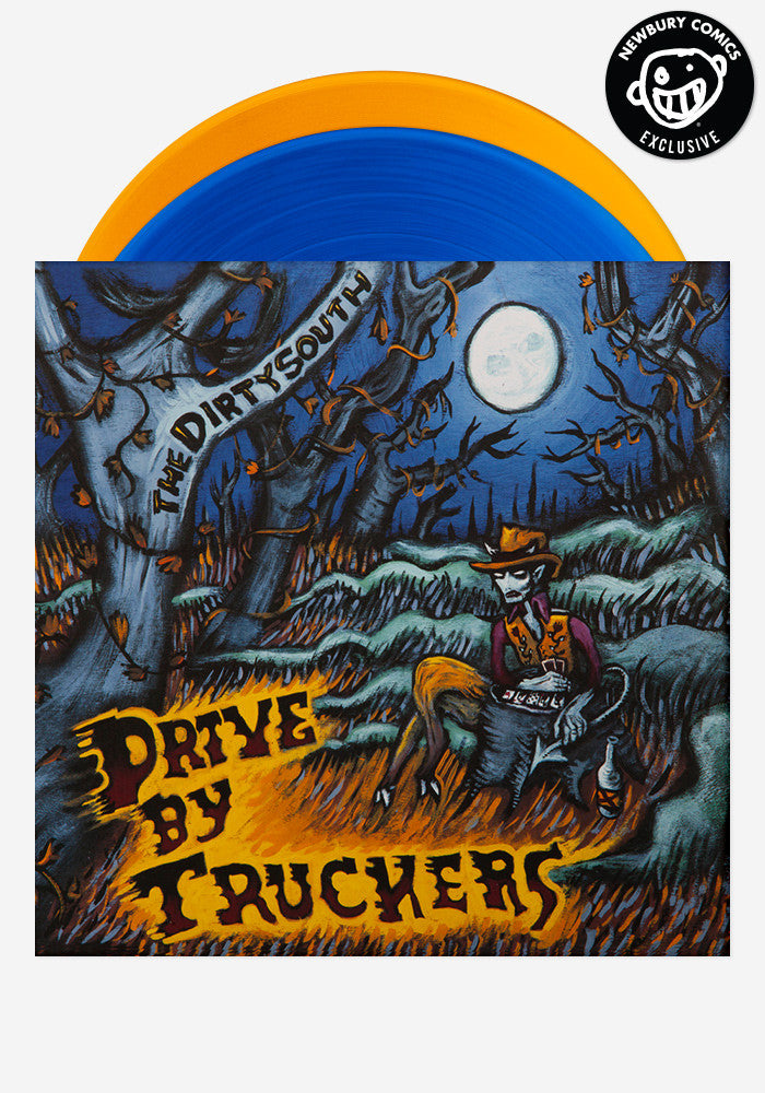 DRIVE-BY TRUCKERS The Dirty South Exclusive 2 LP