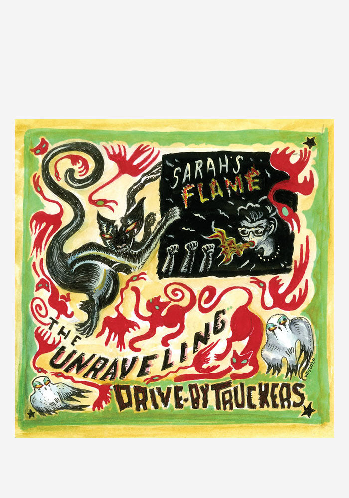DRIVE-BY TRUCKERS The Unraveling / Sarah's Flame 7""