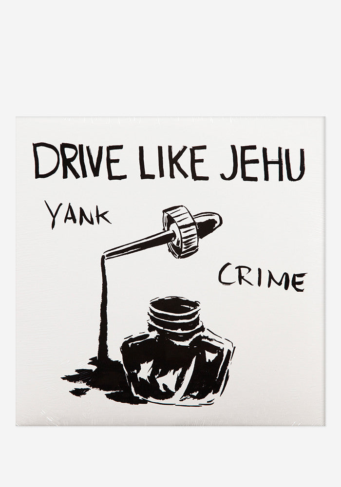 DRIVE LIKE JEHU Yank Crime LP