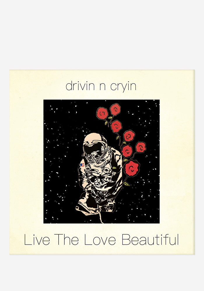DRIVIN N' CRYIN Live The Love Beautiful CD With Autographed Postcard