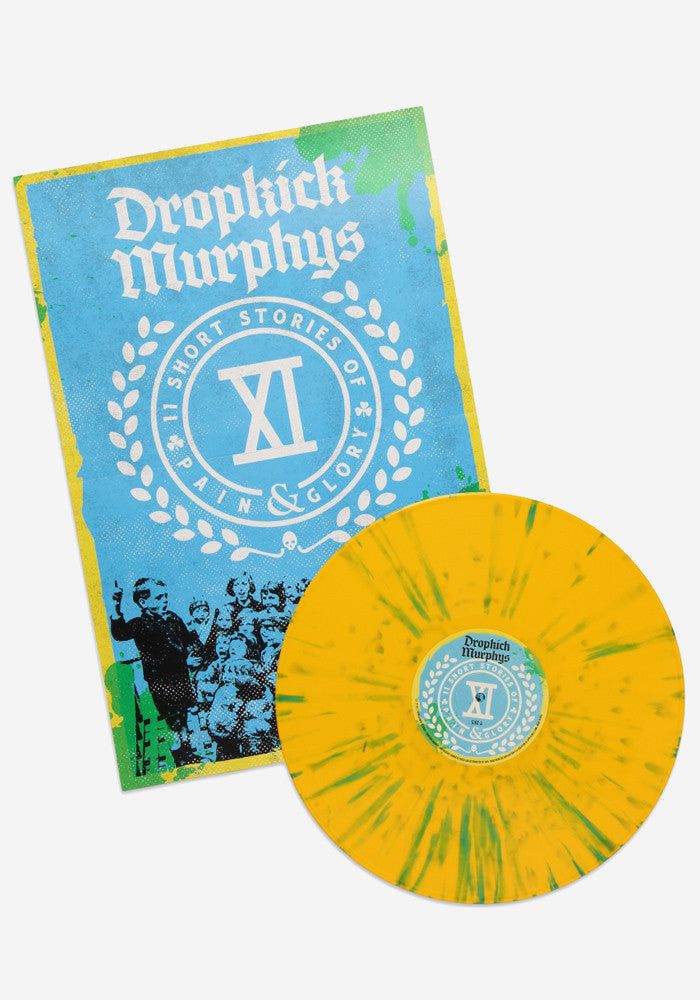 THE DROPKICK MURPHYS 11 Short Stories Of Pain & Glory Exclusive LP