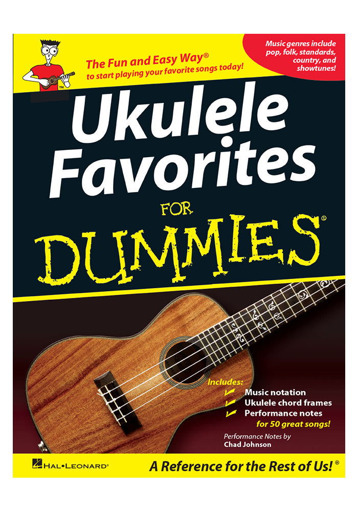 DUMMIES COLLECTIONS Ukulele Songs For Dummies
