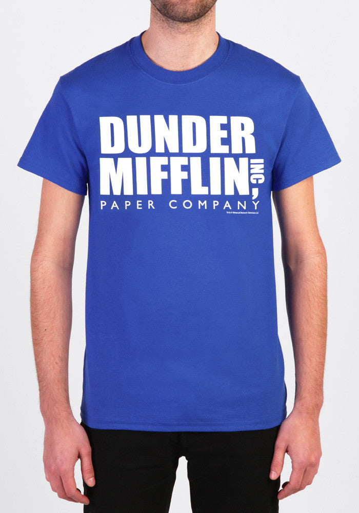 dunder mifflin paper company Dunder mifflin paper company (also known as dundermifflin, inc) is a fictional paper company in the television series the office the scranton, pennsylvania branch.