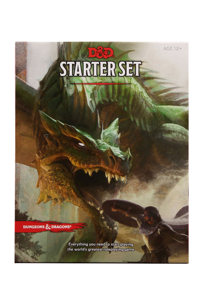 DUNGEONS & DRAGONS D&D Starter Set Game