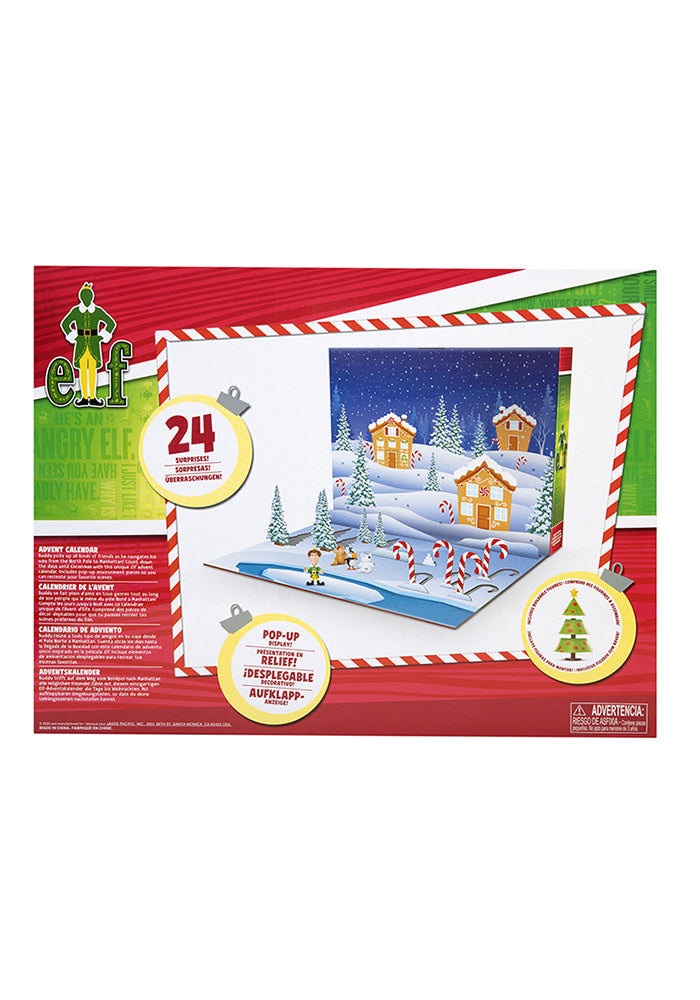 ELF Elf Advent Calendar