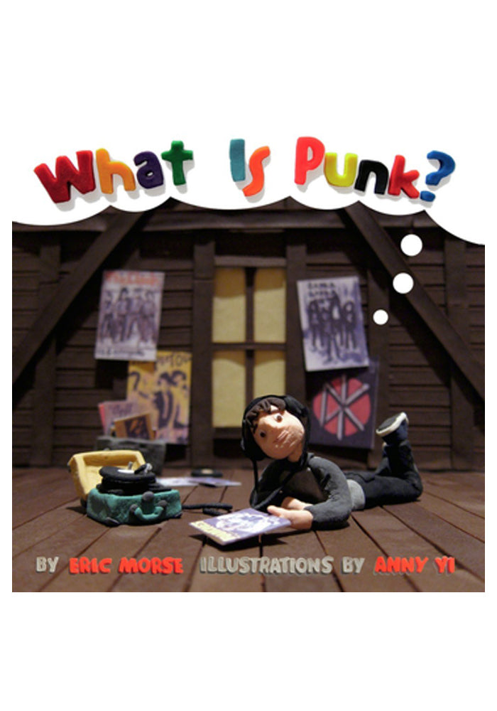 ERIC MORSE What Is Punk?: Fixed Layout Edition