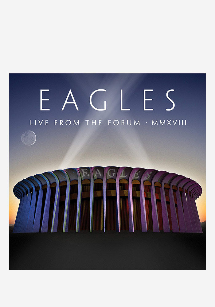 EAGLES Live From The Forum MMXVIII 4LP Box Set