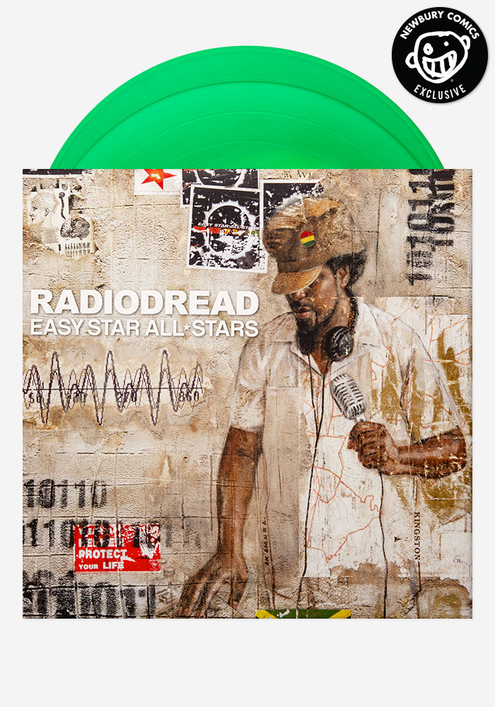 EASY STAR ALL-STARS Radiodread Exclusive 2P (Circles)