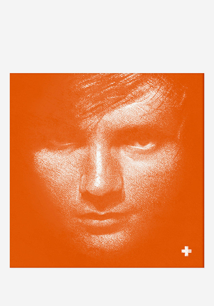 ED SHEERAN +   (Orange Vinyl) LP
