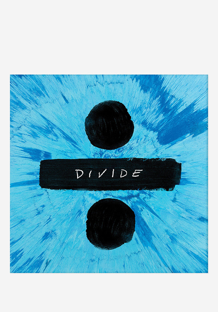 ED SHEERAN Divide 2 LP