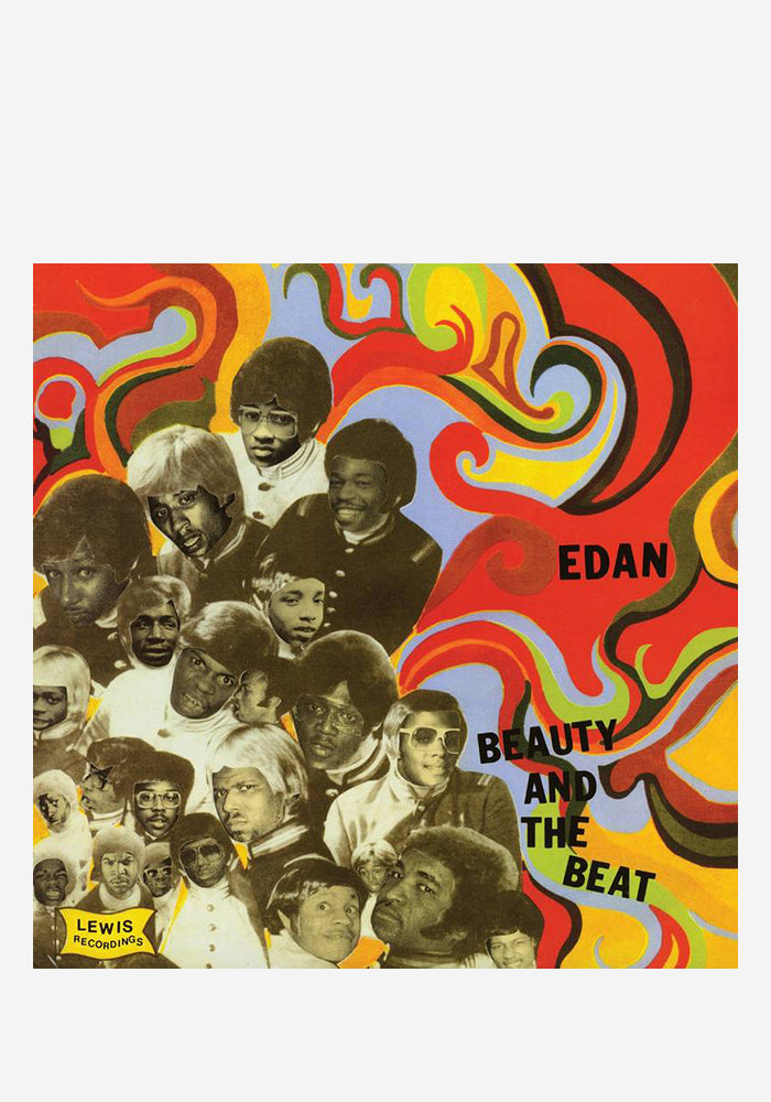 EDAN Beauty And The Beat LP