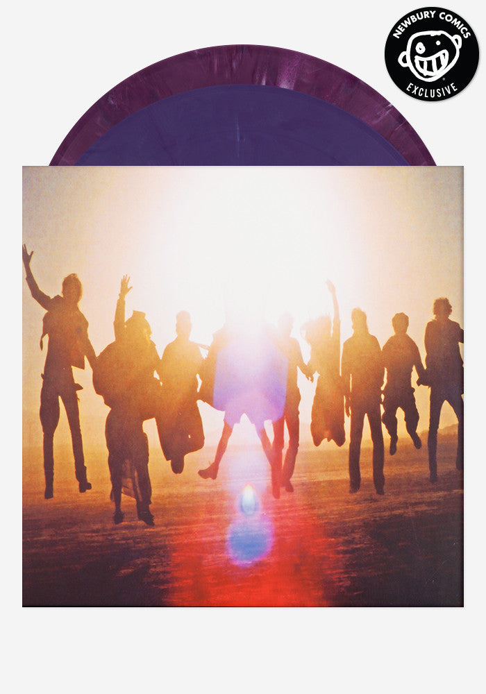 EDWARD SHARPE AND THE MAGNETIC ZEROS Up From Below Exclusive 2LP