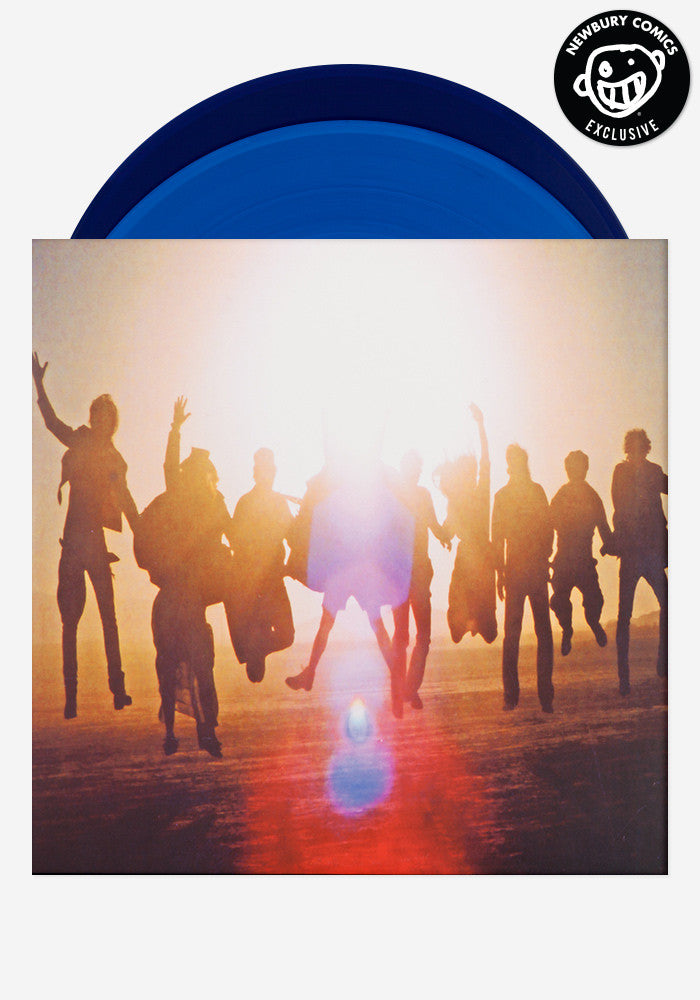 EDWARD SHARPE AND THE MAGNETIC ZEROS Up From Below Exclusive 2 LP