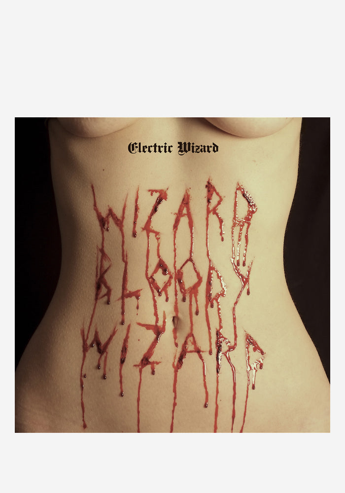 ELECTRIC WIZARD Wizard Bloody Wizard LP