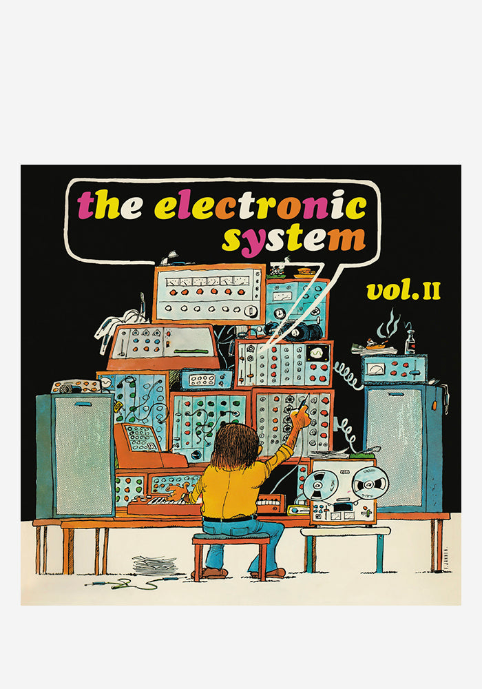 ELECTRONIC SYSTEM Vol. II LP (Color)