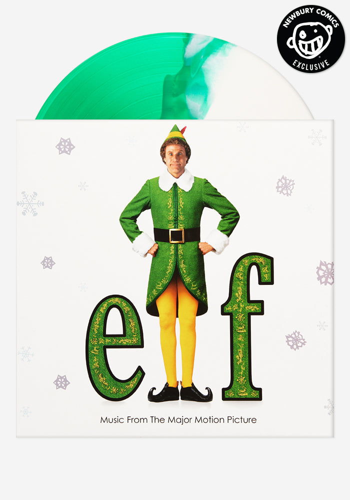 VARIOUS ARTISTS Soundtrack - Elf Exclusive LP