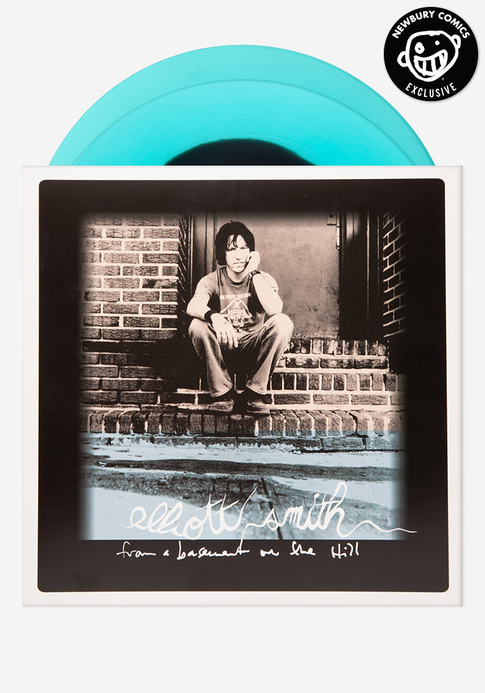 ELLIOTT SMITH From A Basement On The Hill Exclusive 2LP