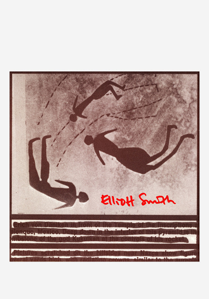 ELLIOTT SMITH Needle In The Hay 7""