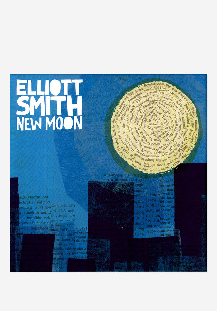 ELLIOTT SMITH New Moon LP
