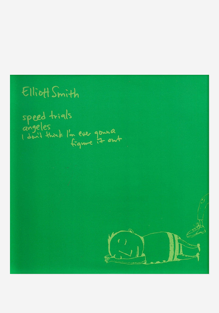 ELLIOTT SMITH Speed Trials/Angeles 7""
