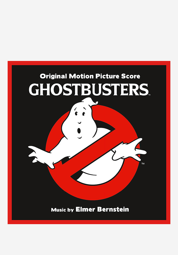ELMER BERNSTEIN Soundtrack - Ghostbusters (Score) 2LP (Color)