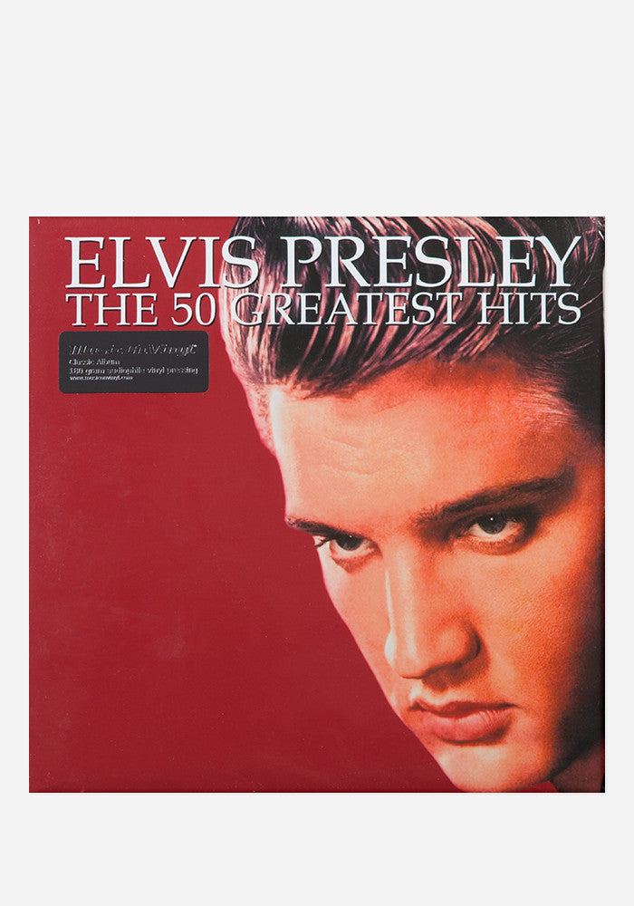 ELVIS PRESLEY 50 Greatest Hits 3 LP