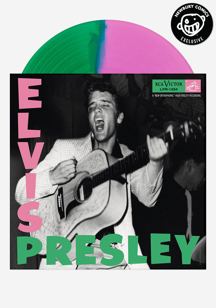 ELVIS PRESLEY Elvis Presley Exclusive LP