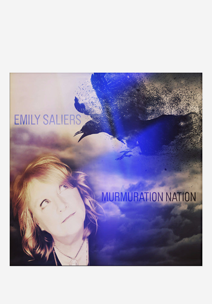 EMILY SALIERS Murmuration Nation With Autographed CD Booklet