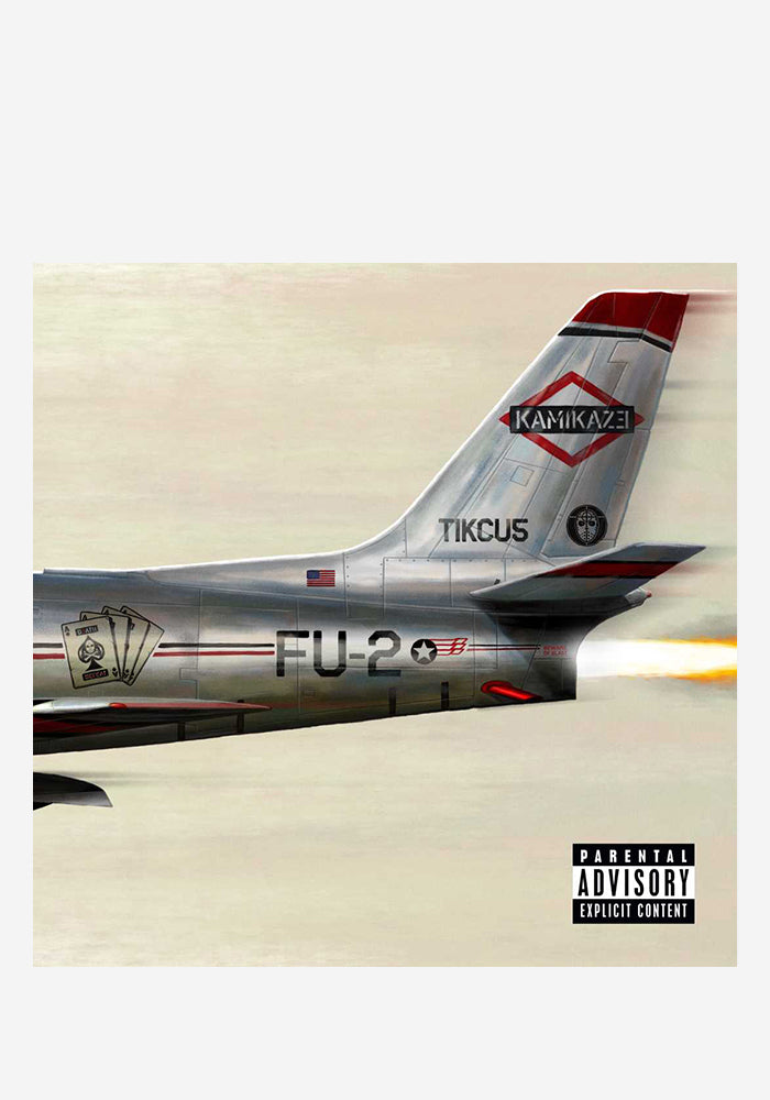 EMINEM Kamikaze LP (Color)