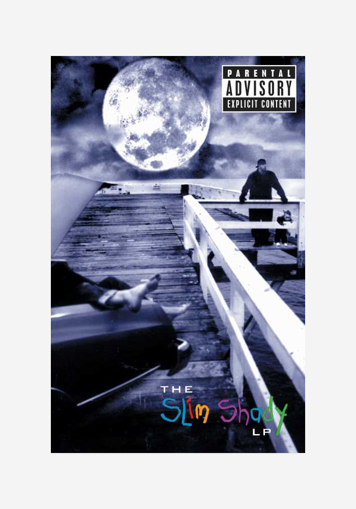 EMINEM The Slim Shady LP Cassette