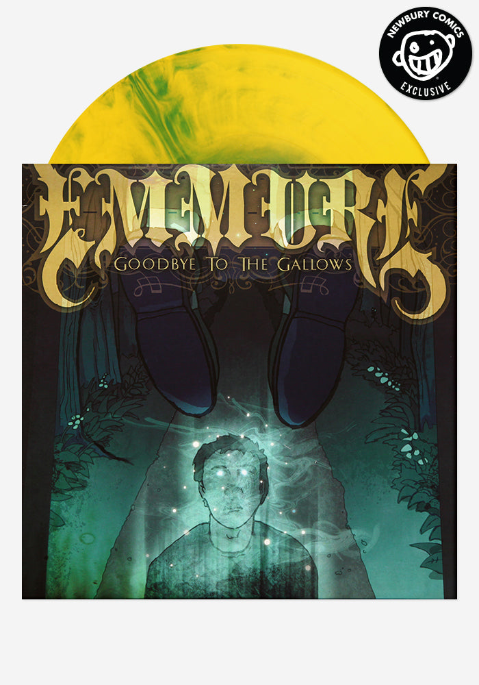 EMMURE Goodbye To The Gallows Exclusive LP