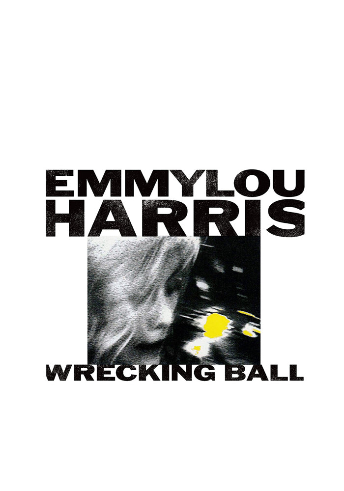 EMMYLOU HARRIS Wrecking Ball LP (Color)
