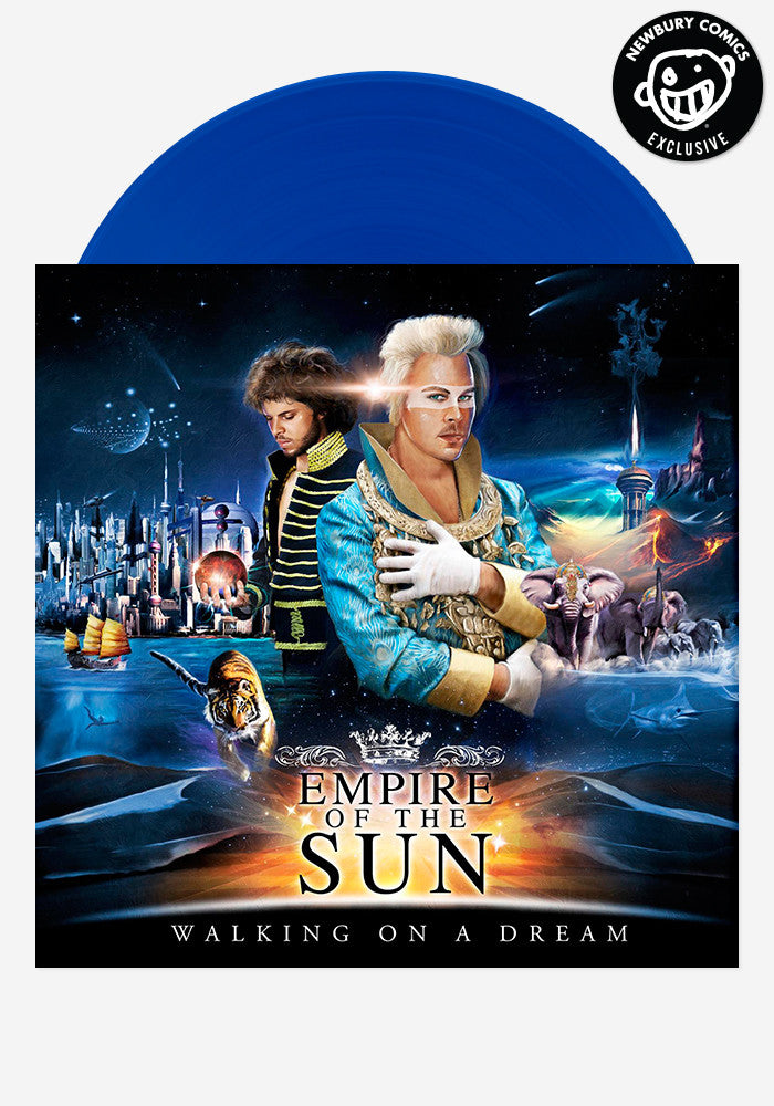 EMPIRE OF THE SUN Walking On A Dream Exclusive LP